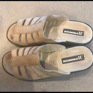 Romika Sandals Size 36 F 1/2